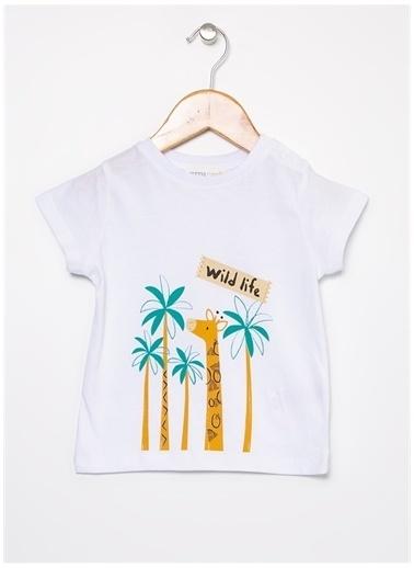 Mammaramma Mammaramma Beyaz T-Shirt Beyaz